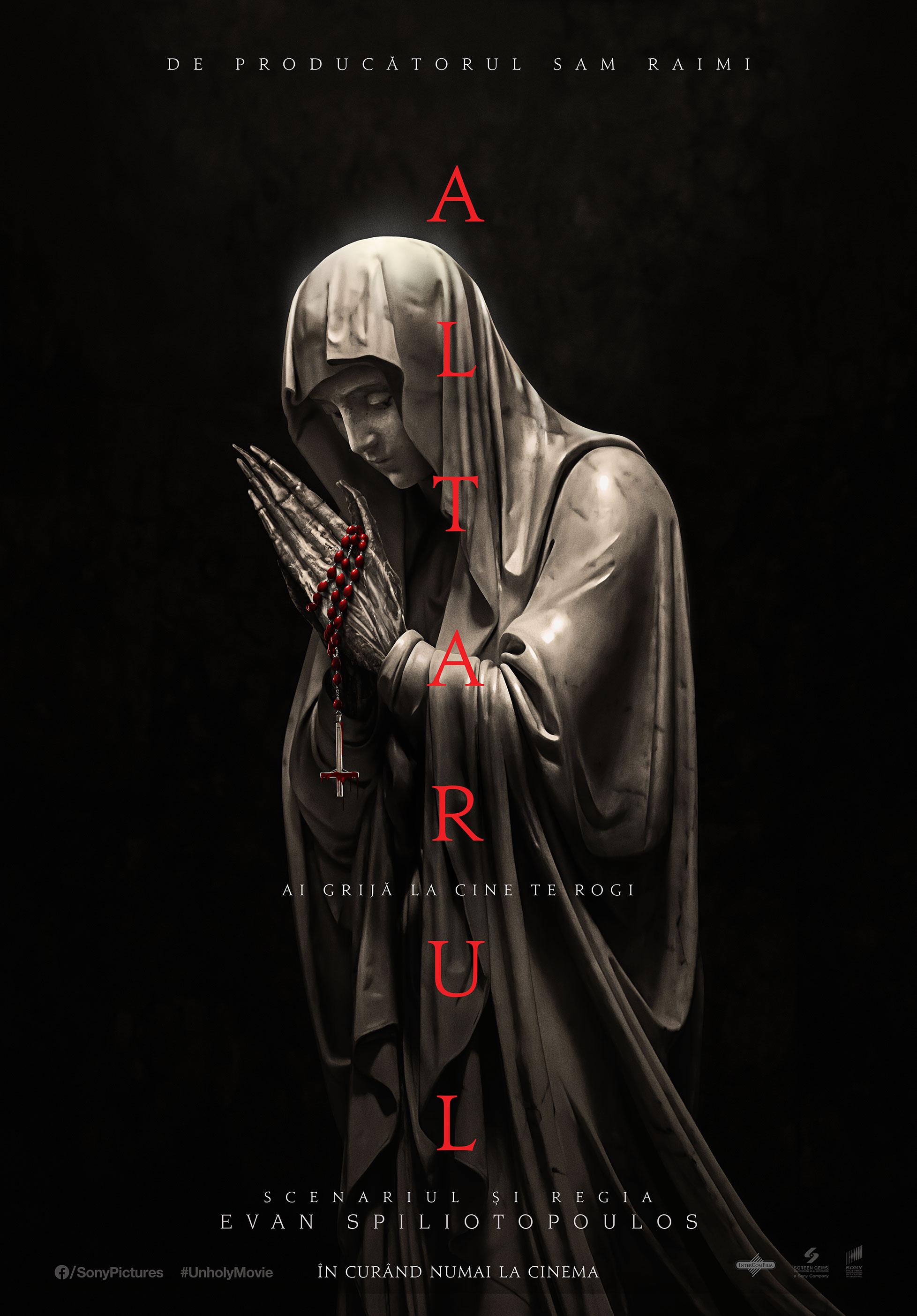 Invitație la film – Altarul – 2D
